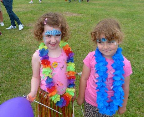 Flitwick Carnival Smiles