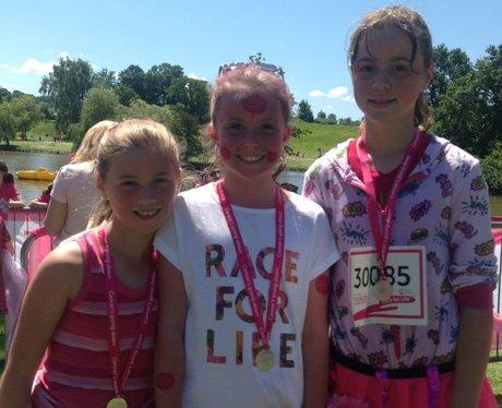 Heart Angels: Royal Tunbridge Wells Race For Life