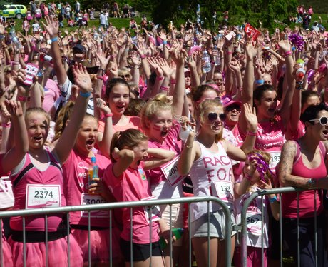 Heart Angels: Tunbridge Wells Race For Life - Pre-