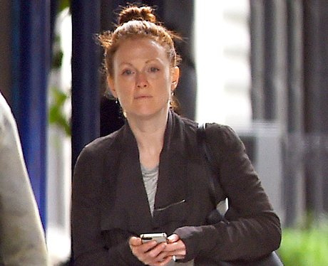 Julianna Moore without make up