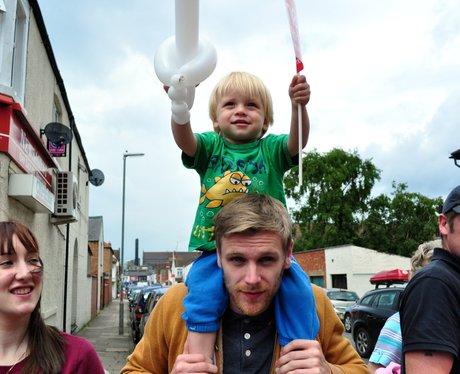 Northampton Carnival Smiles