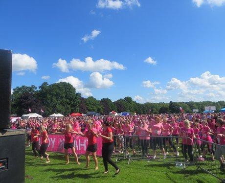 Race For Life 2014 - Northampton