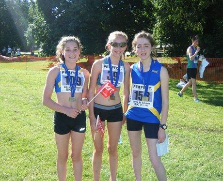 St Albans Half Marathon 2014