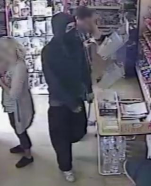 Thaxted Post Office Suspect