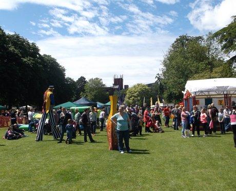 Trowbridge Sports & Play Festival 2014