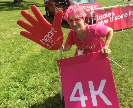Windsor Race for Life: Cheerzone - Sunday