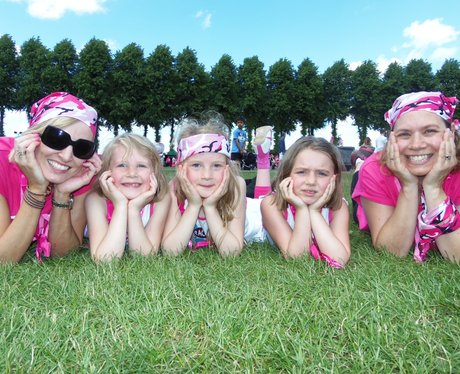 Windsor Race for Life: Finish Line - Sunday