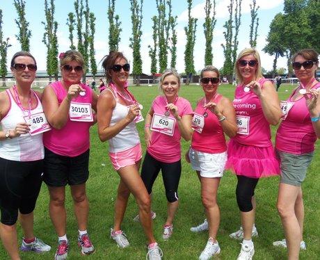 Windsor Race for Life: Finish Line - Sunday