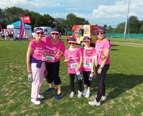 Basingstoke Race for Life - Part One