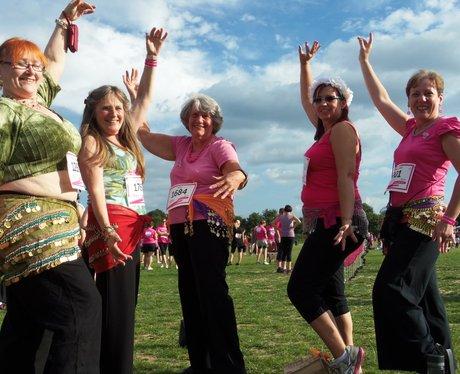 Basingstoke Race for Life - Part Two