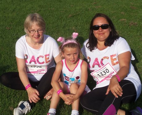 Basingstoke Race for Life - Part Two