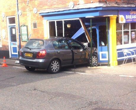 Crash pub
