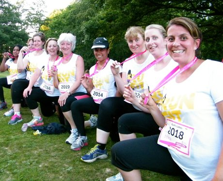 Well done to everyone who took part in Crawley Rac