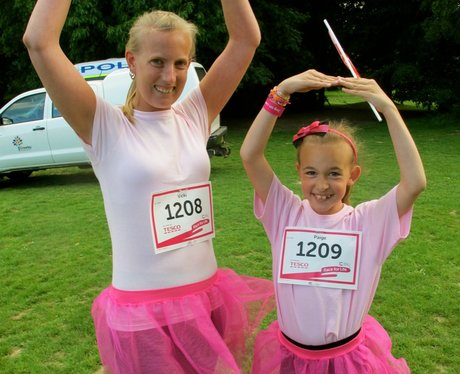 Did you run, walk, jog or dance at Crawley Race Fo