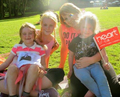 Did you run, walk, jog or dance at Crawley Race Fo