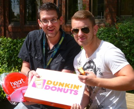 Heart Angels: Dunkin Donuts Lunch Time Winners