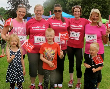 Did you see the Heart Angels at Hastings Race For