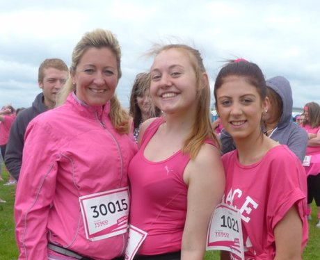 Heart Angels: Southend Race For Life Part 1 (15 Ju