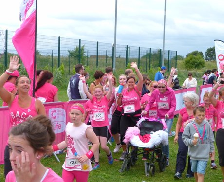 Heart Angels: Southend Race For Life Part 2 (15 Ju