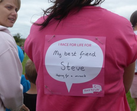 Heart Angels: Southend Race For Life Part 3 (15 Ju