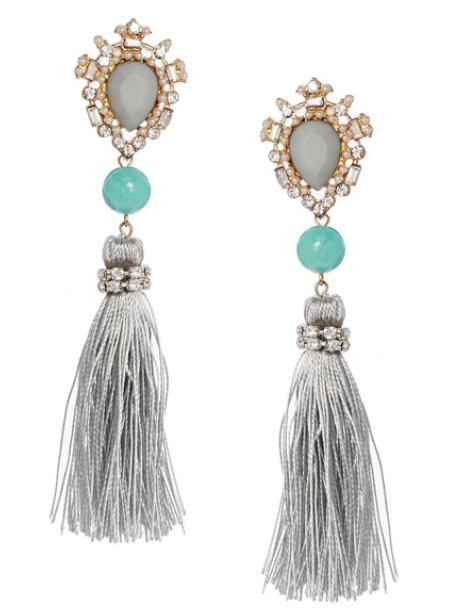 Johnny Loves Rosie Anya Tassel Earrings