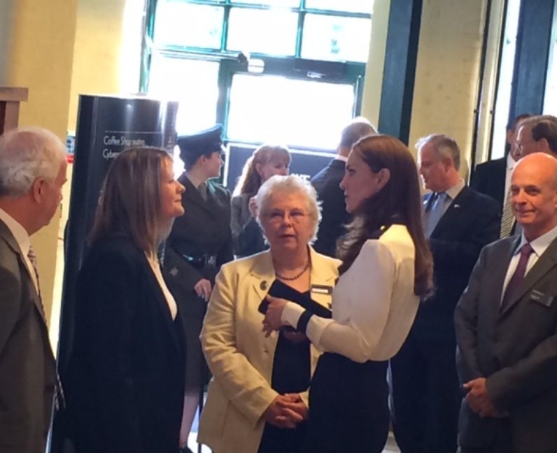 Kate In Bletchley