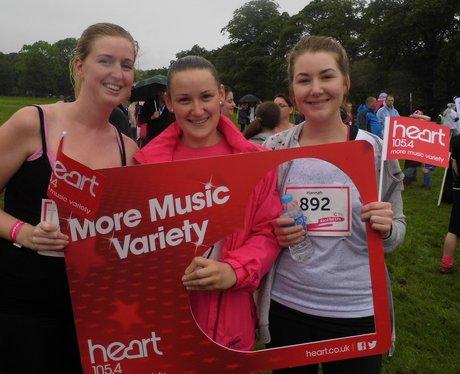 Race For Life Burnley 2014
