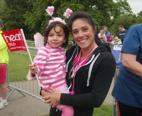 Race For Life Watford 2014