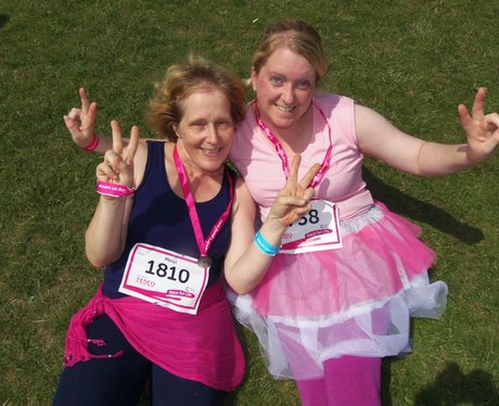 Eastbourne Race for Life - Finish Line (Part One)