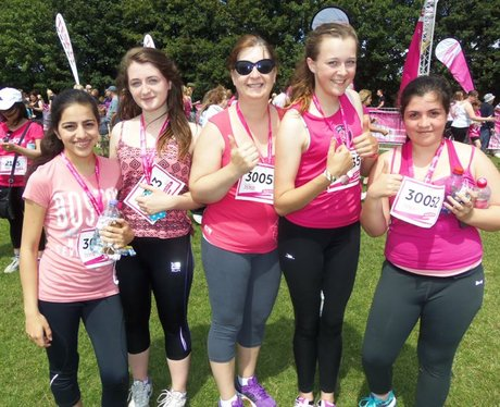 Eastbourne Race for Life - Finish Line (Part Two)