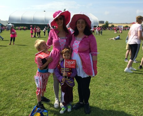 Eastbourne Race for Life - Start Line Part One