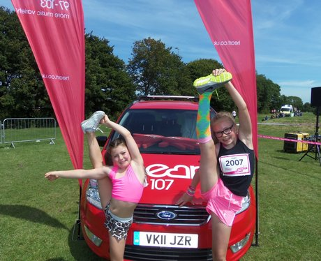 Eastbourne Race for Life - Start Line (Part Two)