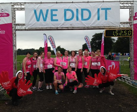 Race For Life Tatton Park