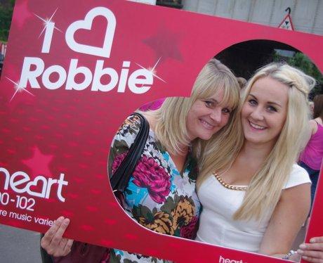 Heart Angels: Robbie Williams in Newcastle