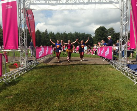 Race For Life Tatton Park 2014