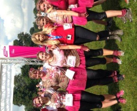 Race For Life Tatton Park 2014