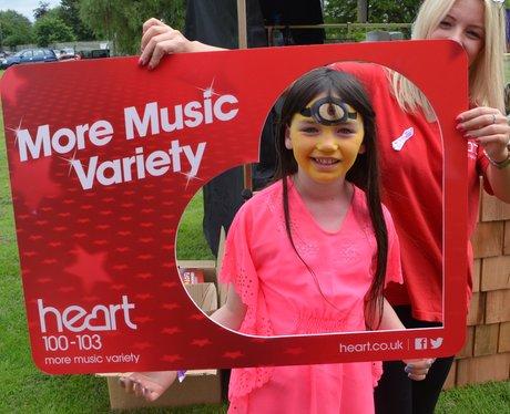 Heart Angels: The Great Scottish Walk, 22.06.2014