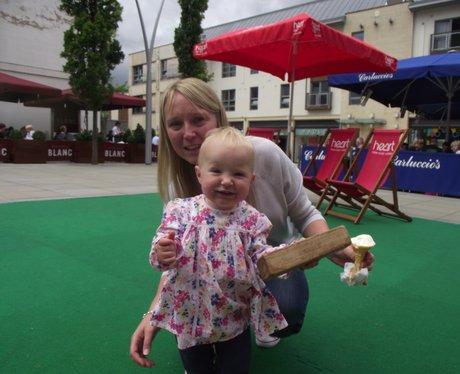 Heart Angels: Wimbledon At Cabot Circus - Part One