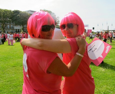 Did you see the Heart Angels at Worthing Race For