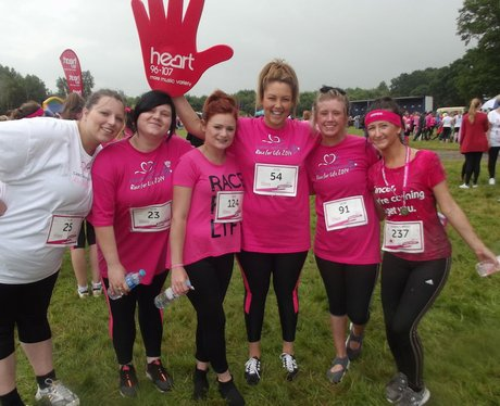 Pretty Muddy Coventry: Lets Do It Girls