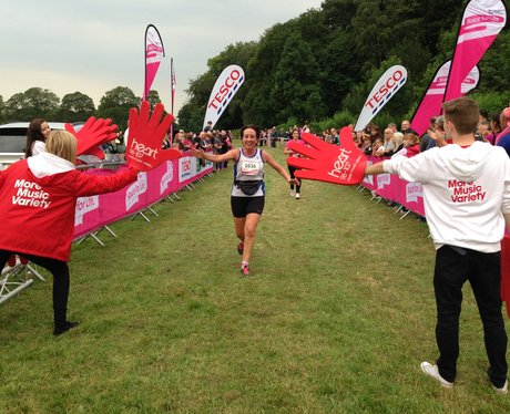Race for Life Blackburn 2014