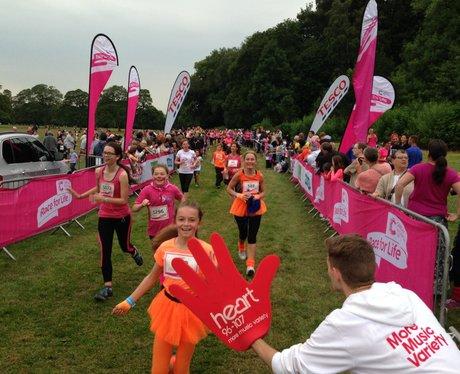 Race for Life Blackburn 2014