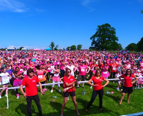 Race For Life 2014 - Luton Smiles
