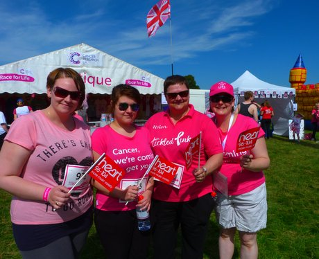 Race For Life 2014 - Luton Smiles