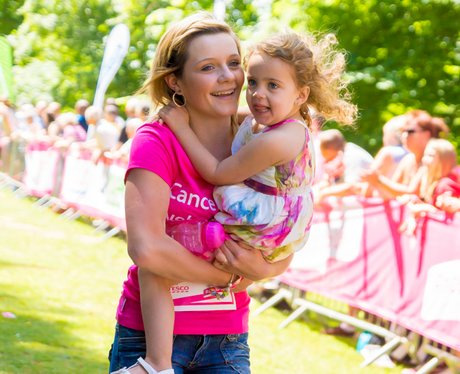 Race for Life Bury St Edmunds 2014 AM
