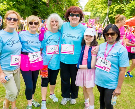 Race for Life Bury St Edmunds 2014 PM