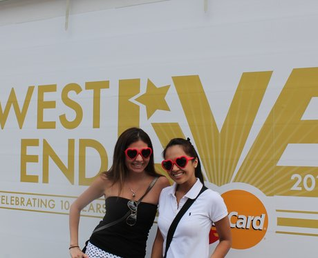 West End Live 2014: Sunday 22nd June