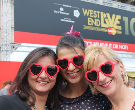 West End Live 2014: Sunday 22nd June