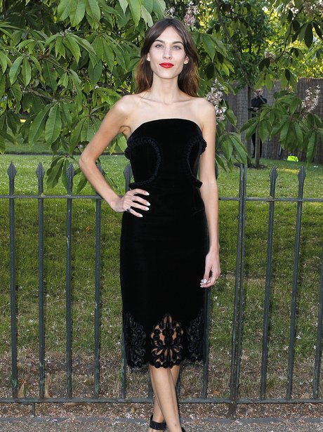 Alexa Chung at The Serpentine Gallery Summer Party