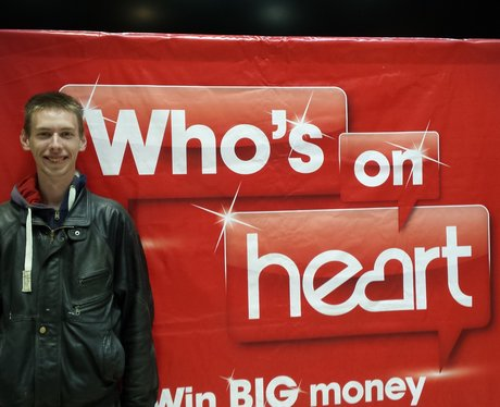 Andrew told us that if he won £100,000 he would buy a brand new laptop and a car!